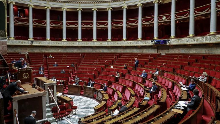 French parliament declares 'state of sanitary emergency'