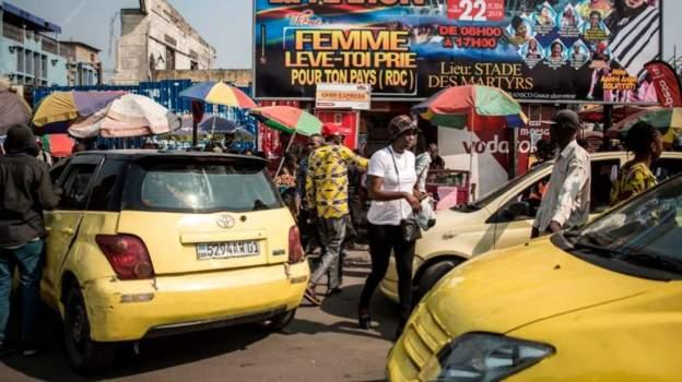 DR Congo capital Kinshasa declares coronavirus shutdown