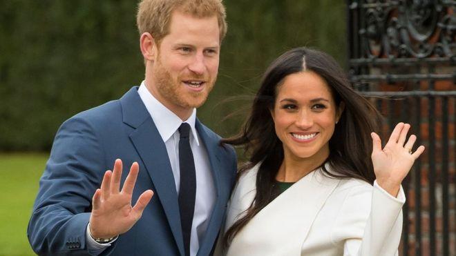 Harry Und Meghan Kleid