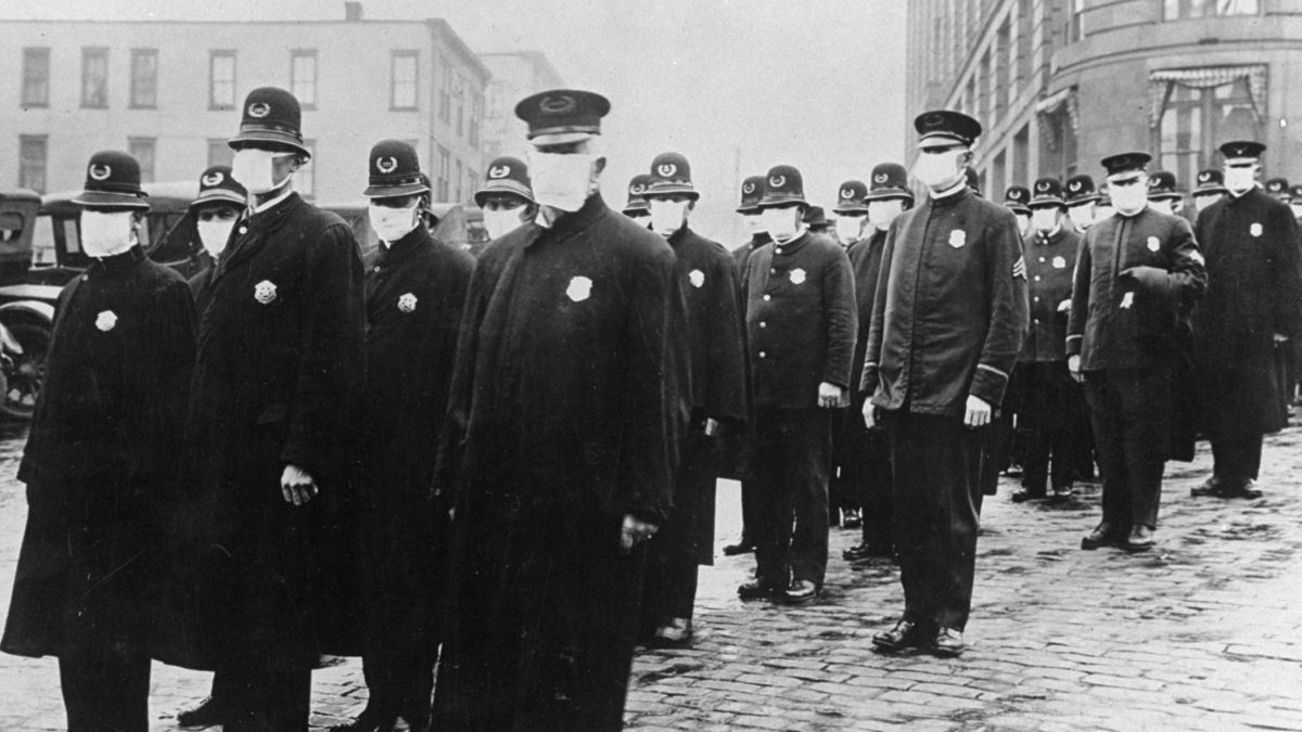 What we can learn from the Spanish flu pandemic of 1918