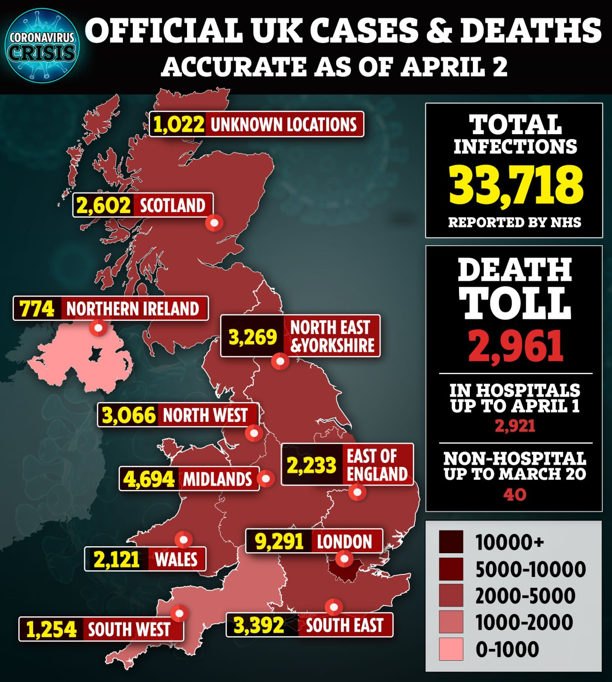 uk covid deaths today - photo #43