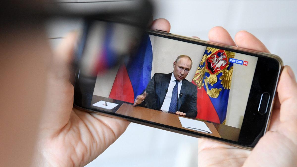 In the Coronavirus, Putin May Have Met His Match