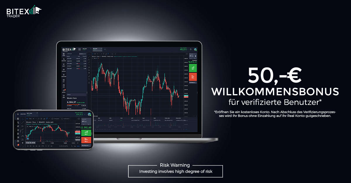 What BITEX Trader and the stock market tells us about the consequences of COVID-19
