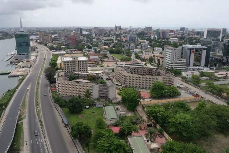 Lagos hospital shuts down over Covid-19 fears