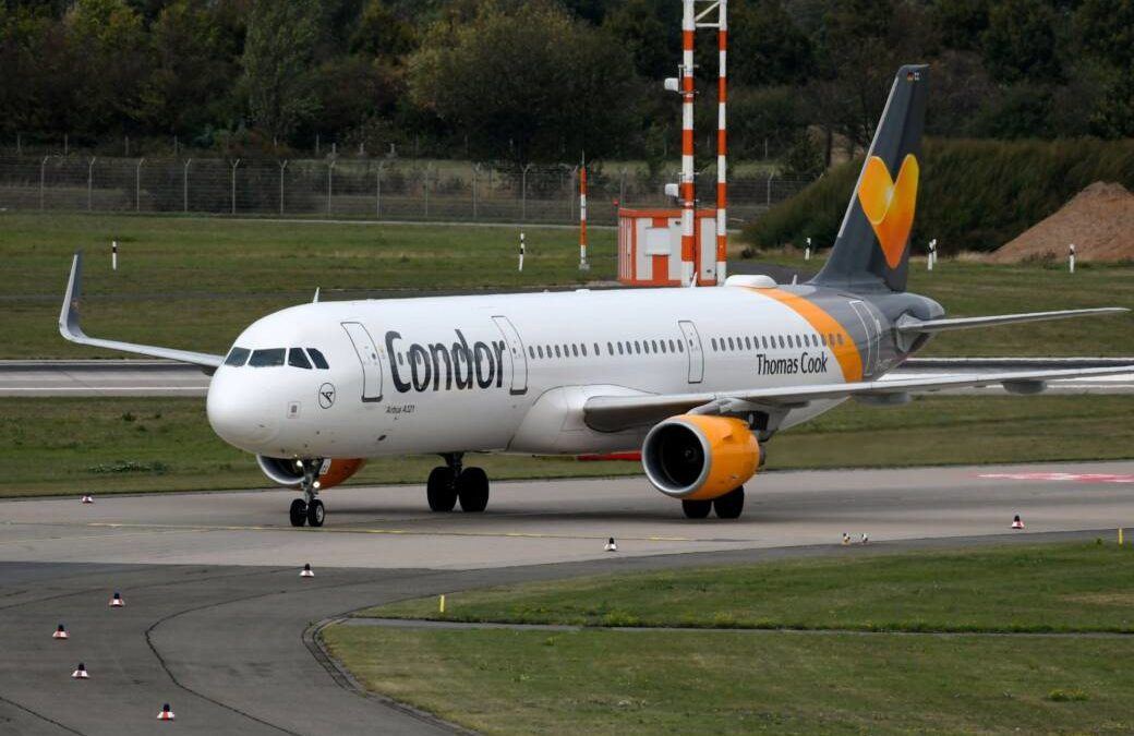 Thomas Cook Aviation: Airline bankruptcy due to corona pandemic