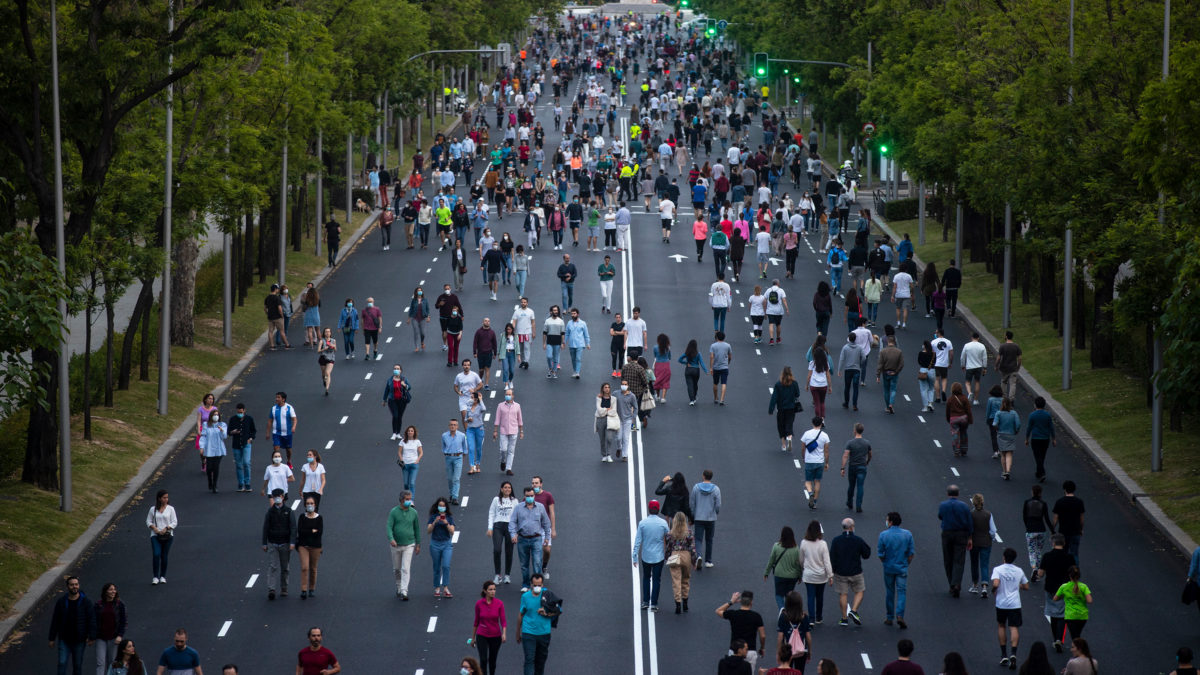 New data shows why Spain's 2 largest cities are not relaxing restrictions yet