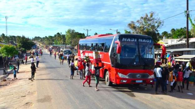 Jihadists overrun strategic town in Mozambique