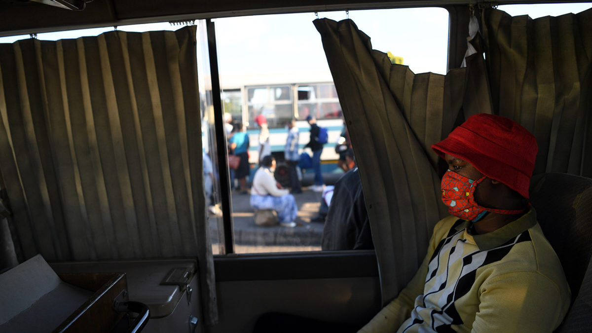 Coronavirus cases top 100,000 across Africa