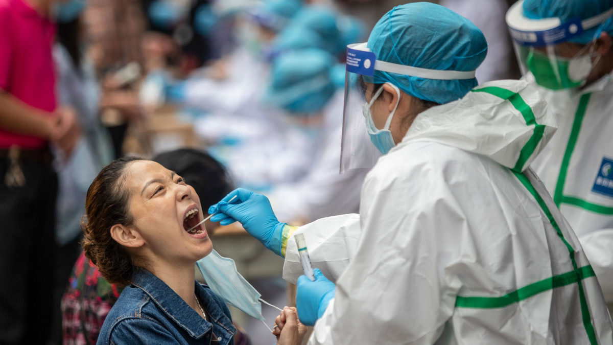 Wuhan performed 6.5 million coronavirus tests in 9 days, Chinese state media reports