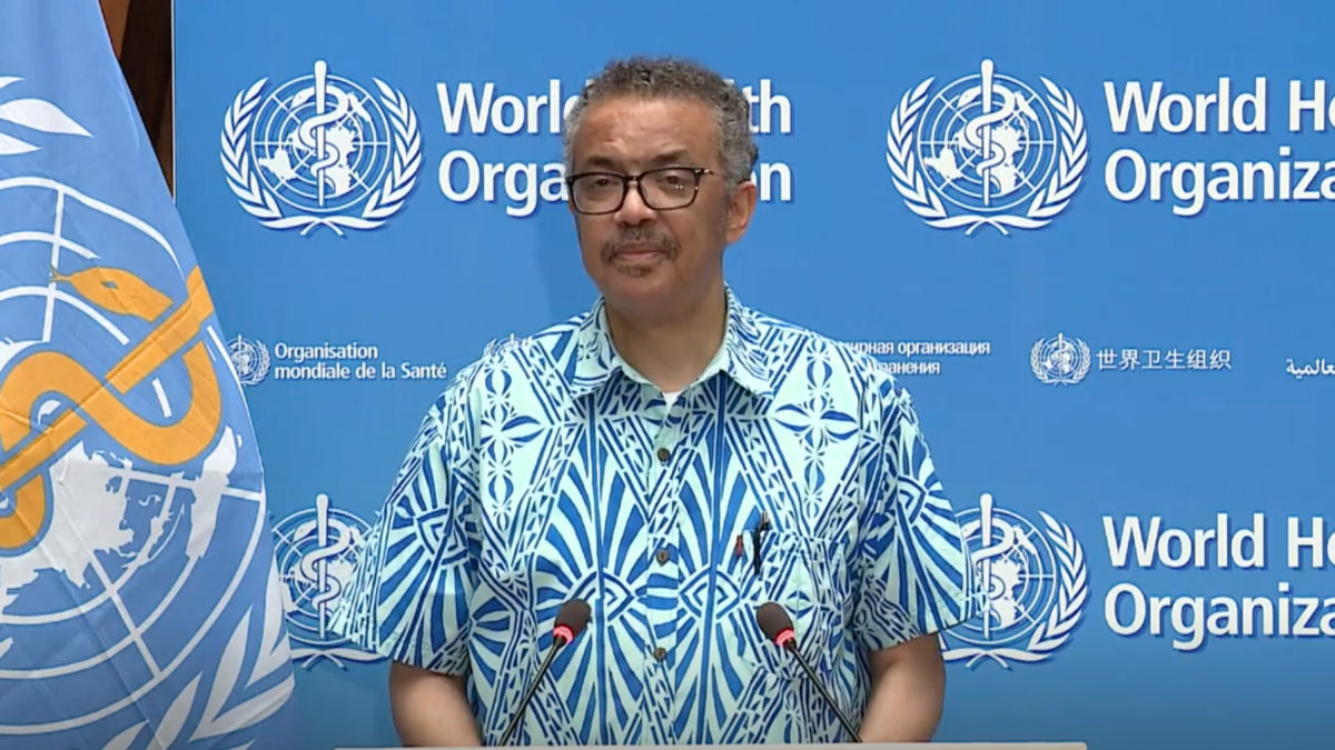 """WHO chief affirms commitment to """"transparency, accountability and continuous improvement"""""""