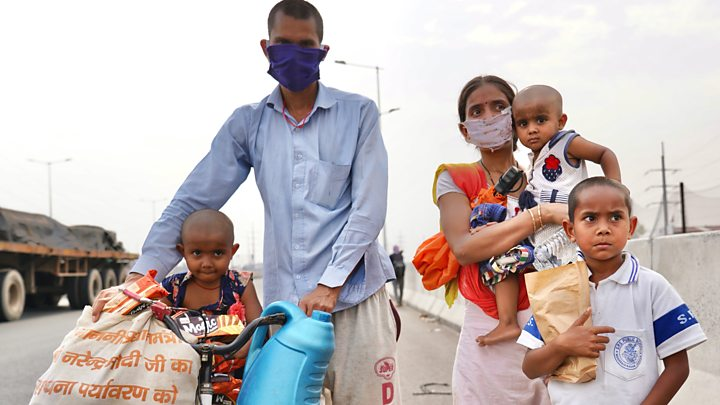 Coronavirus: India to loosen lockdown despite record cases