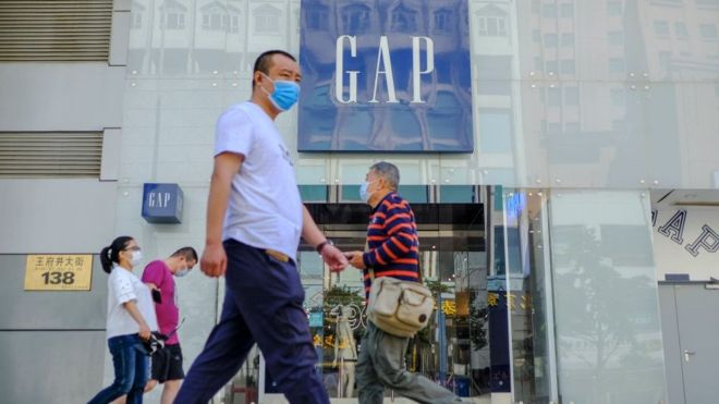 Retailer Gap posts near-$1bn loss due to coronavirus