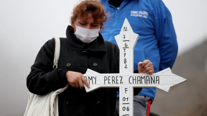 Coronavirus: Peru economy sinks 40% in April amid lockdown