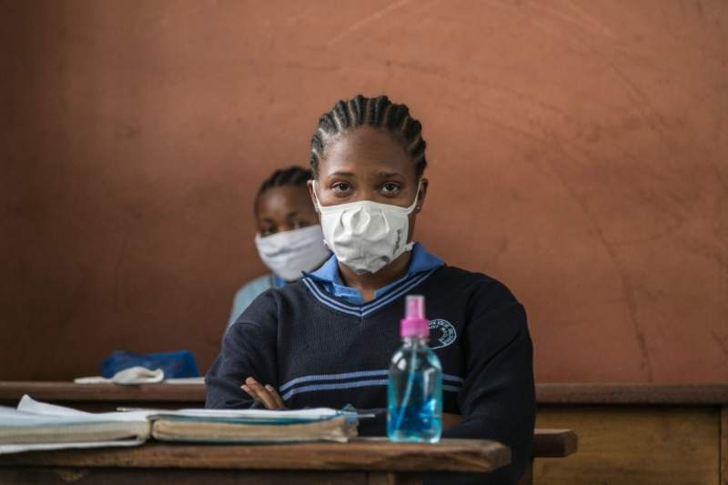 Cameroon virus cases rise after schools reopen