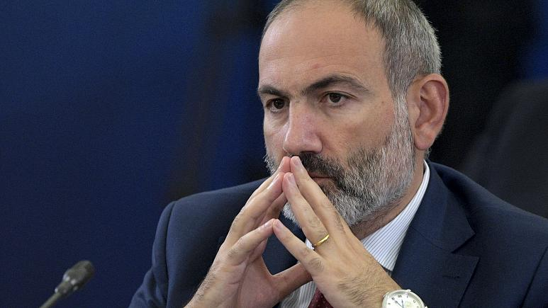 'I have coronavirus': Armenian PM tests positive as pandemic tightens grip on the country