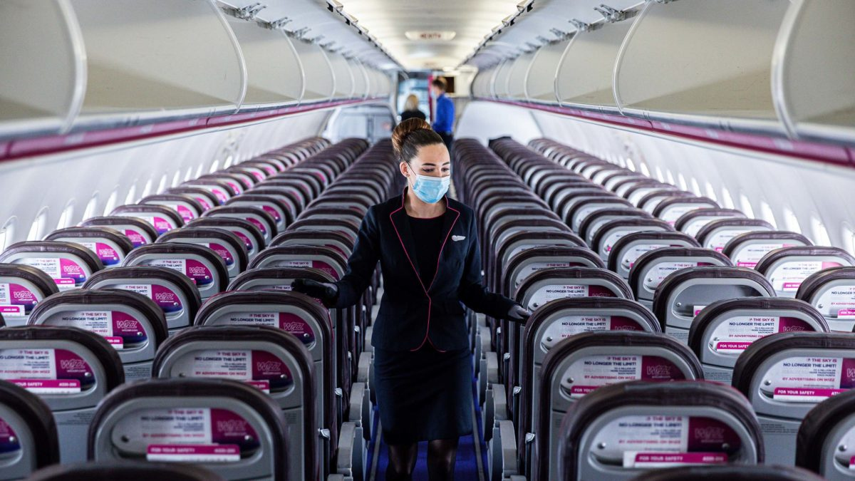 European airports and airlines to begin trial of coronavirus safety measures