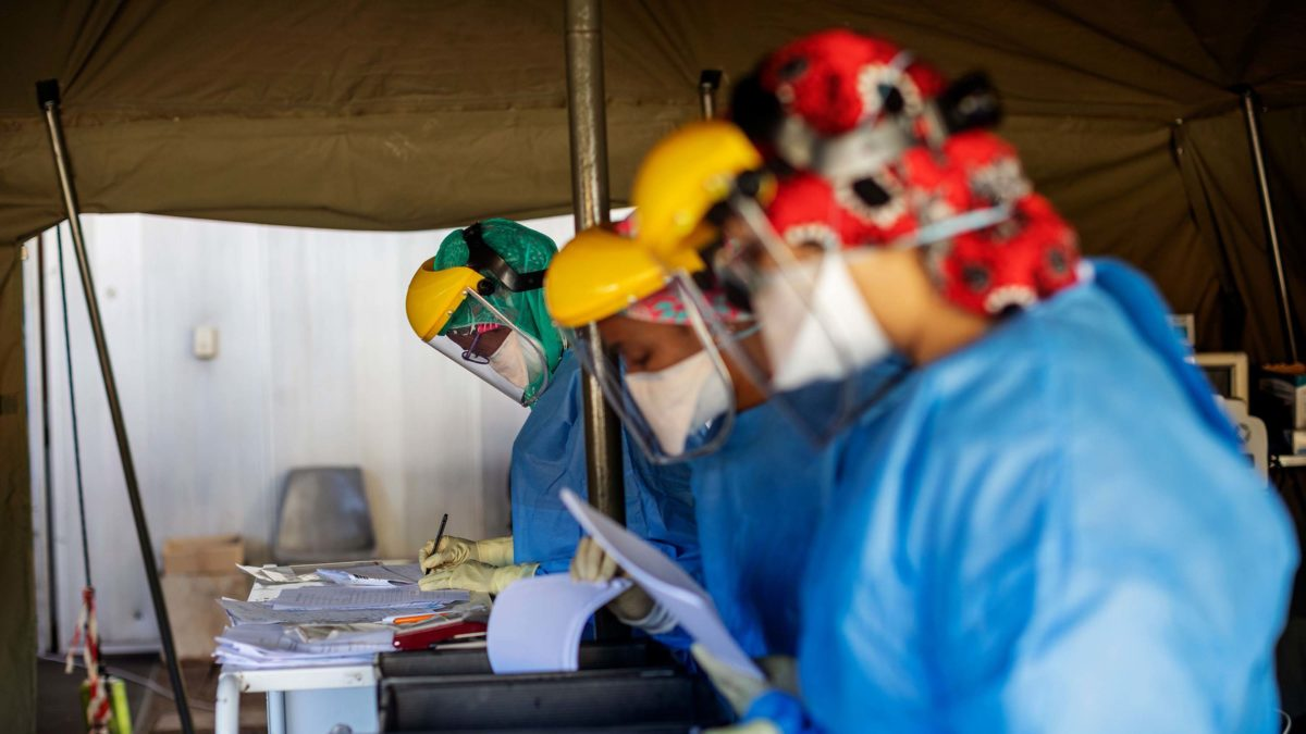 African countries are still waiting for a surge in Covid-19 cases. Some health experts question whether it will happen