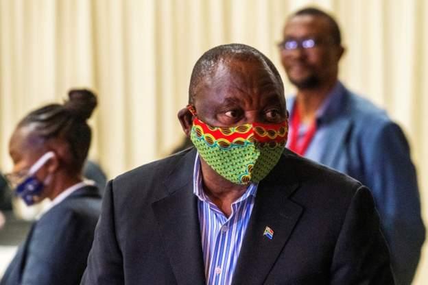Ramaphosa urges SA not to be alarmed at coronavirus rise