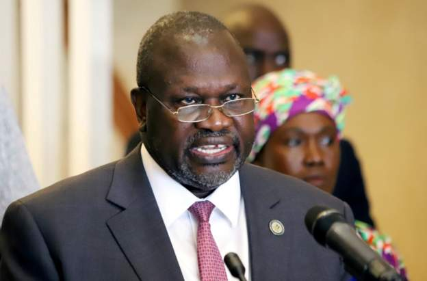 South Sudan vice-president recovers from Covid-19