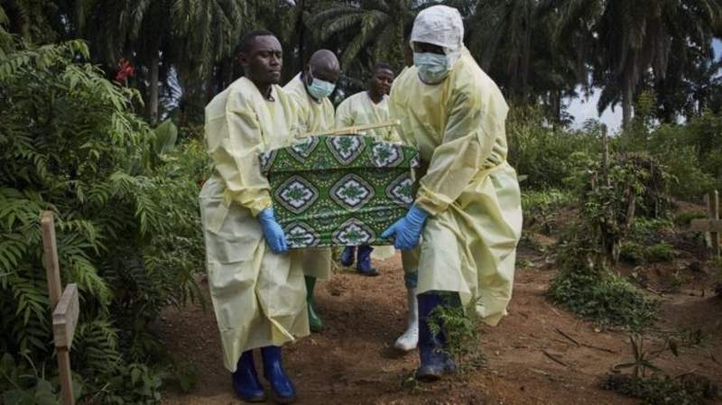 New Ebola outbreak hits DR Congo