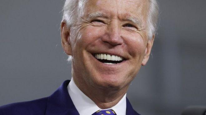 US election: Biden pledges billions to improve racial equality