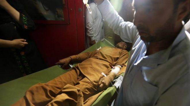 Afghanistan: At least 17 killed in Eid car blast