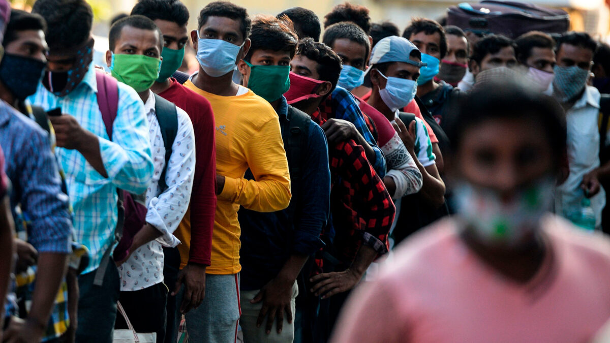 India continues to see record single-day jump in new coronavirus cases