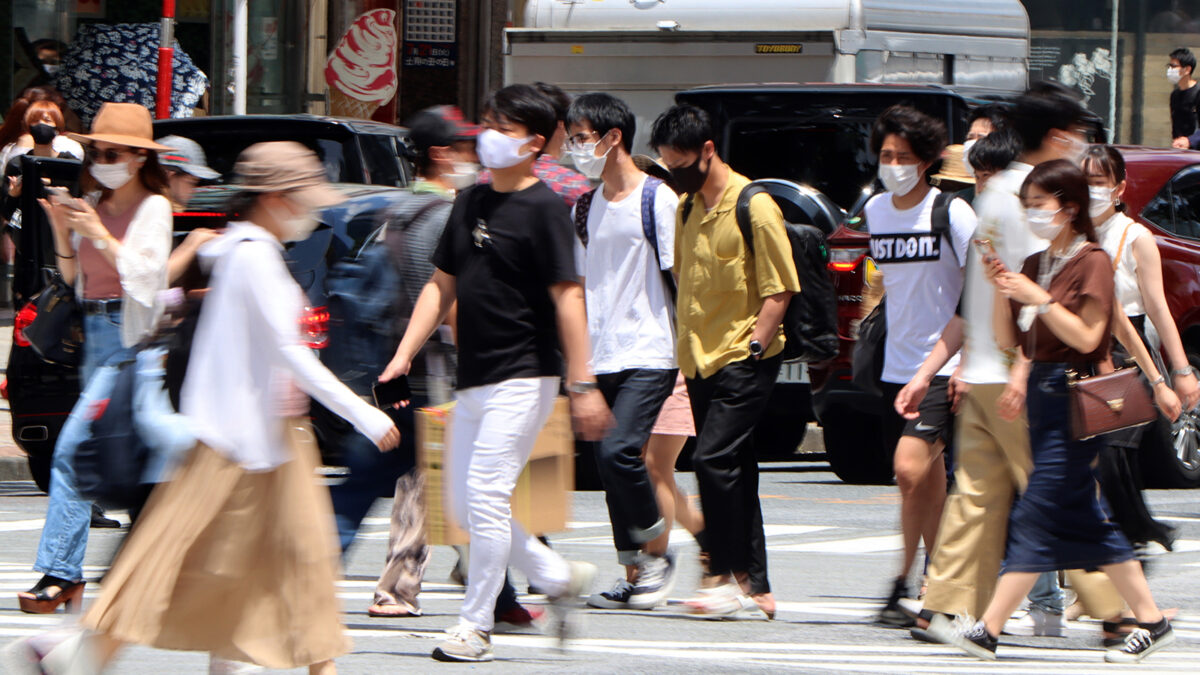 Japan reports highest daily jump in new cases since April