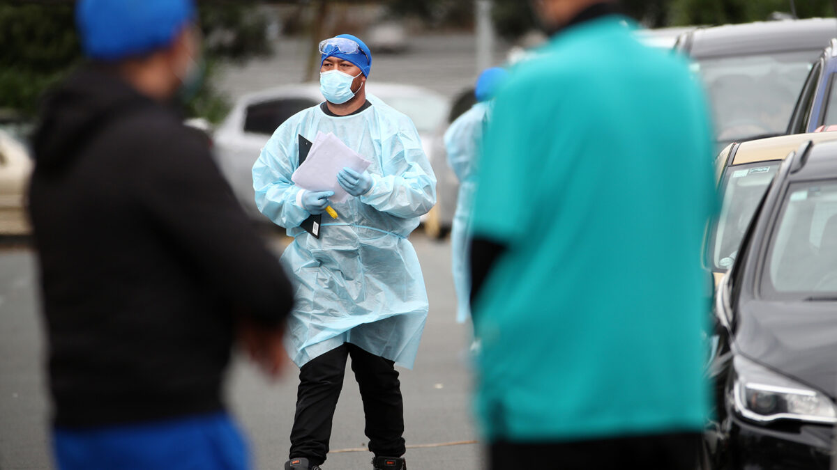 New Zealand records seven new locally transmitted cases as latest outbreak continues