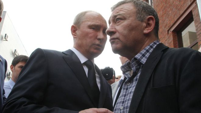 FinCEN Files: Sanctioned Putin associate 'laundered millions' through Barclays
