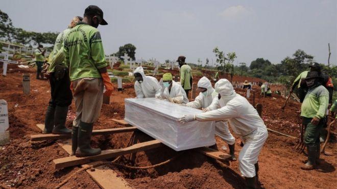 Coronavirus: Global Covid-19 death toll passes one million
