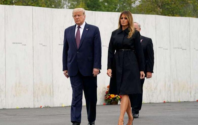 Staying away from NYC, Trump praises 'true heroes' of Flight 93 in 9/11 speech from Shanksville