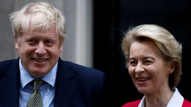 Brexit: PM and EU president to 'take stock' of trade talks