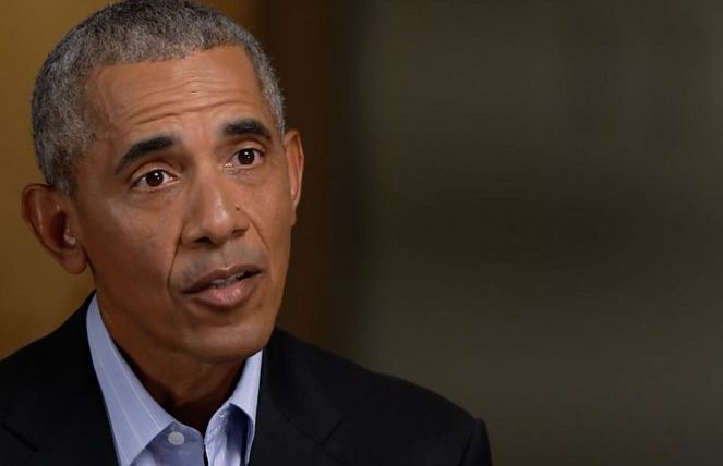 Obama says fraud claims undermining democracy Published3 hours ago