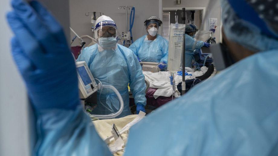 U.S. surpasses 12 million cases of Covid-19