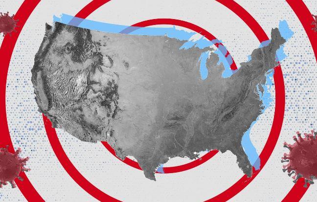Leaderless America slips deep into grim pandemic winter