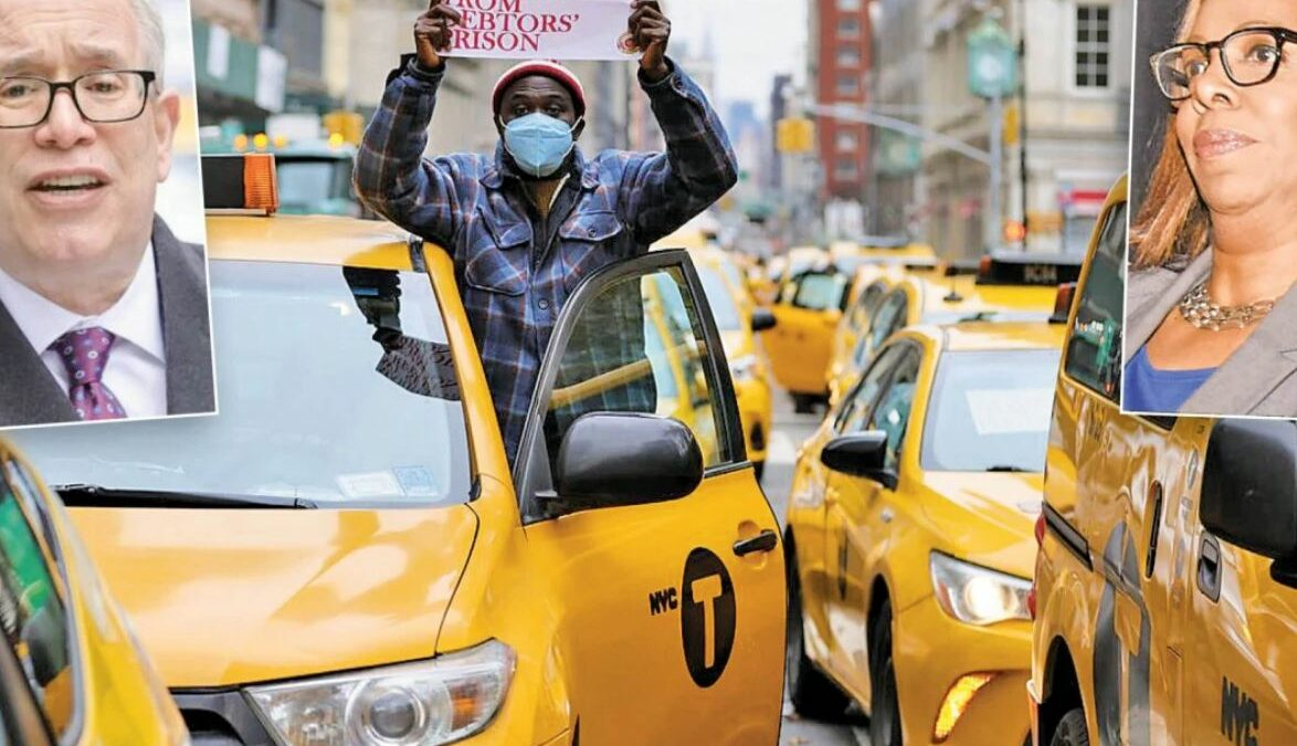Not all are hailing latest NYC taxi bailout plan