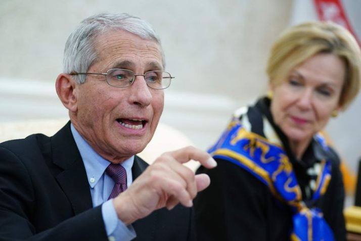 Fauci, Birx voice dire post-Thanksgiving warnings on COVID surge