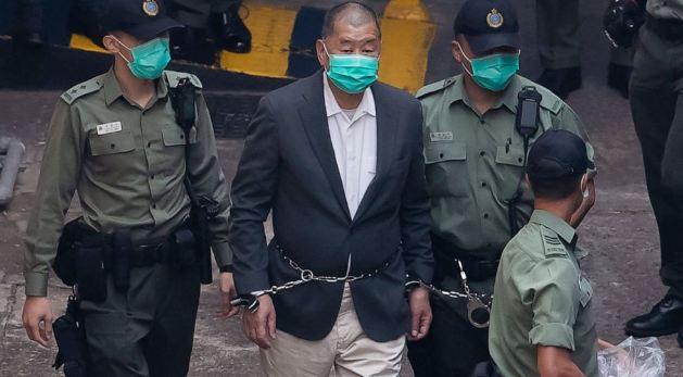 Hong Kong's Jimmy Lai denied bail, Pompeo tweets