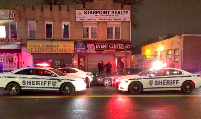 Sheriff shuts down Queens party with more than 160 guests as COVID rates rise