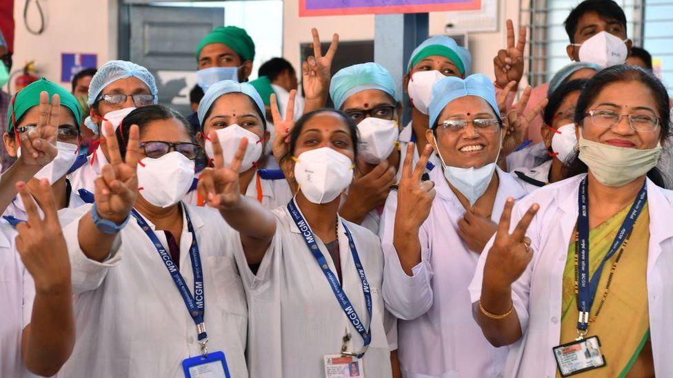 Coronavirus vaccine: India begins world's biggest drive