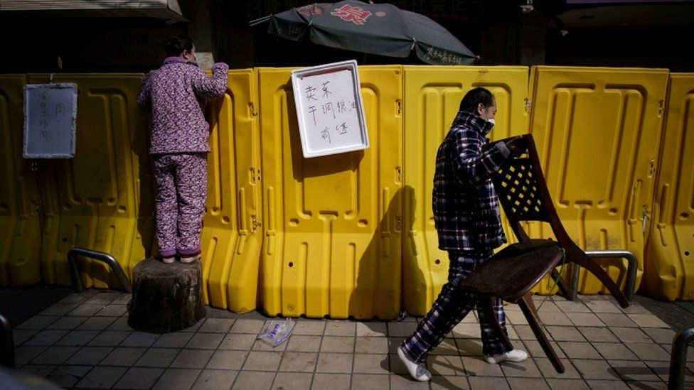 Covid: WHO probe team in China exits Wuhan quarantine