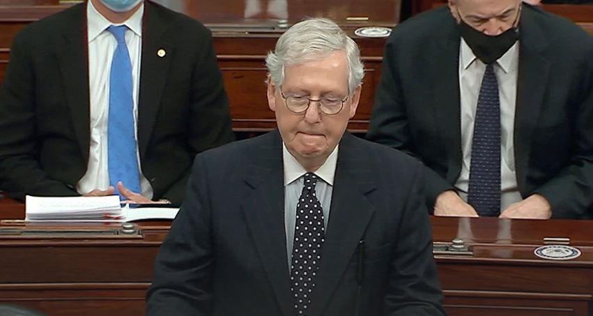 Senate shoots down challenge to Joe Biden's PA victory