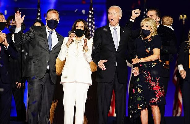 Biden's inaugural parade is canceled and replaced with a virtual version to avoid drawing large crowds amid the pandemic