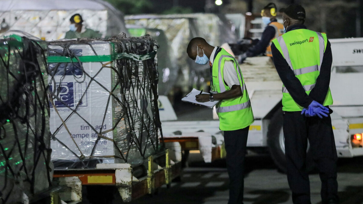 Kenya receives more than 1 million vaccines through COVAX