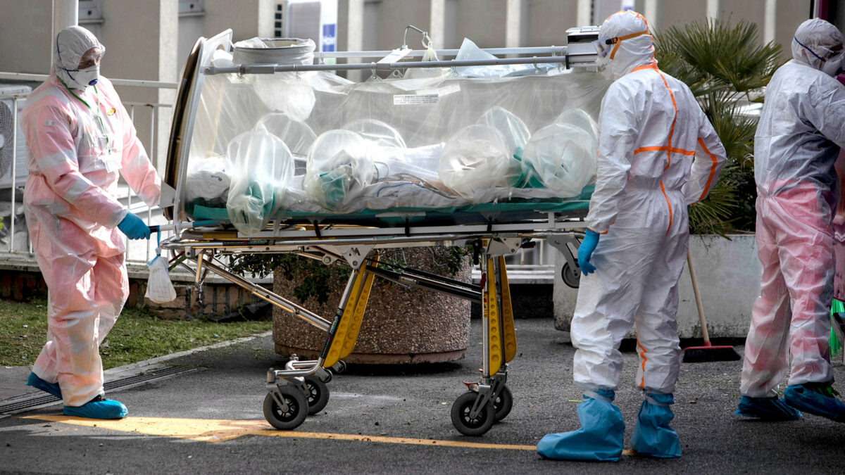Italy becomes sixth country to surpass 100,000 Covid-19 deaths