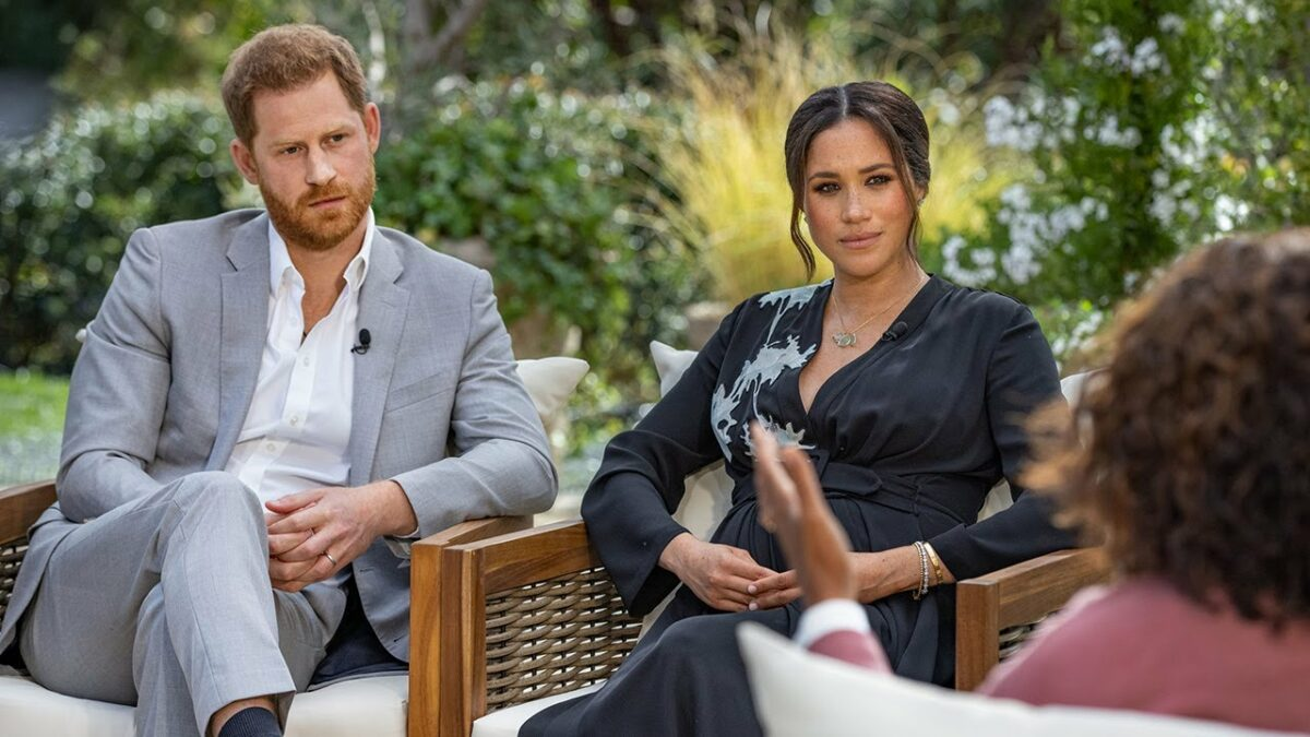 Meghan and Harry interview: Urgent Palace talks over claims