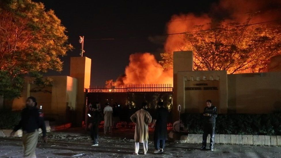 Pakistan hotel bomb: Deadly blast hits luxury venue in Quetta